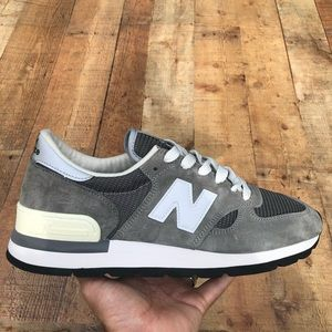 New Balance 990 Made in USA 🇺🇸 M990GRY SIZE 12